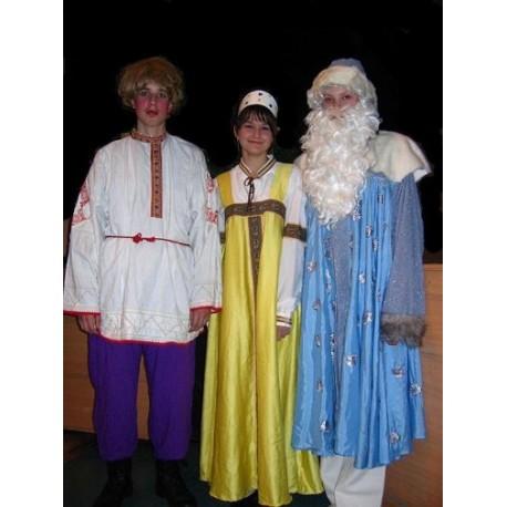 Ivan ,Nasťa a Mrazík