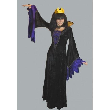 černá královna