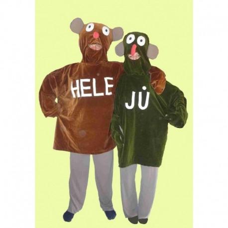 Jů  a  Hele