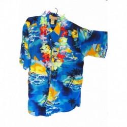hawaiský kostým