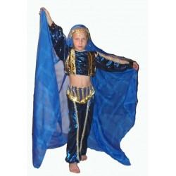 princezna  modrá