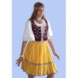 středověké šaty