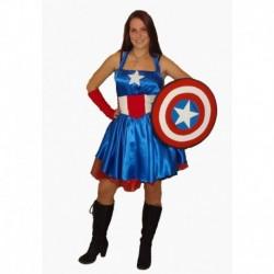 kapitánka Amerika