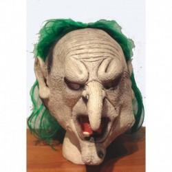 ježidědek bílý  - g. maska