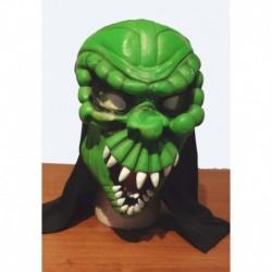 zelená  příšera - g. maska