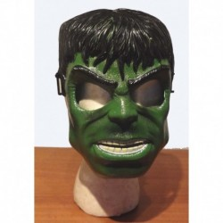 zelená maska - plastová