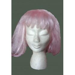 paruka - růžová