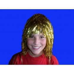 paruka -zlatá