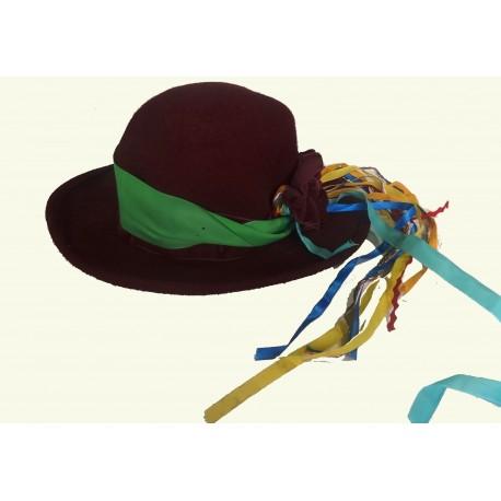vodnický klobouk zelený