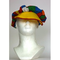 čepice vhodná i na klauna
