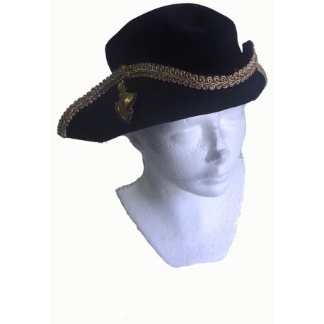 třírohý klobouk