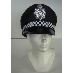 policajt - různé čepice