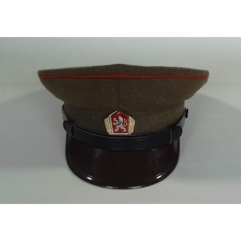 vojenská čepice ČSLA  vojenská čepice ČSLA ... d654686d74