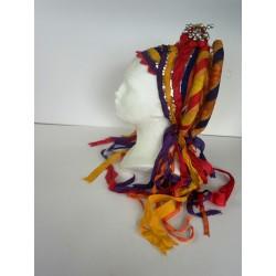 dámské čepe barevné - více druhů