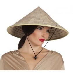 asijský klobouk