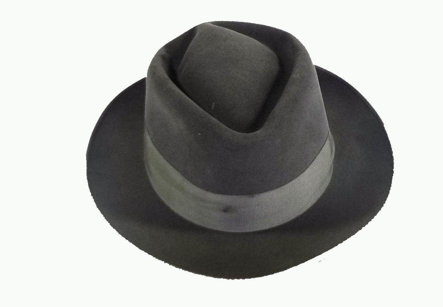 ba46e551dfa klobouky 20. stol. a mafiáni - Kostýmy Saxana