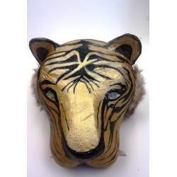 hlava tygra