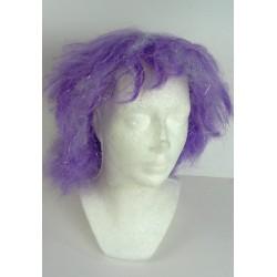 paruka - fialová