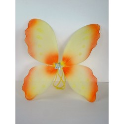 křídla oranžovo žlutý