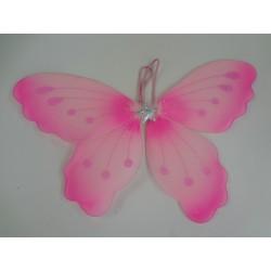křídla růžová