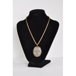 náhrdelník  -  zlatý