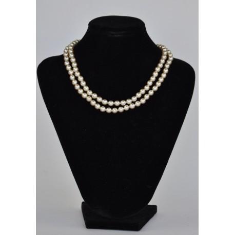 náhrdelník - perlový