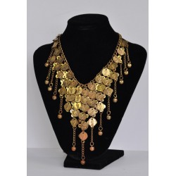 náhrdelník s penízkama