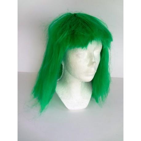paruka - zelená