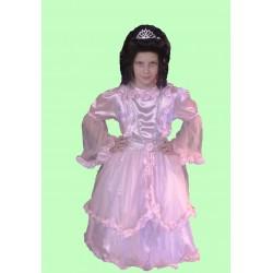růžová  princezna