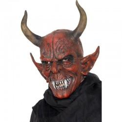 čert - gumová maska