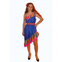 šaty - Havaj