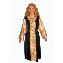 šaty - Královna