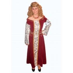 Královna - středověk