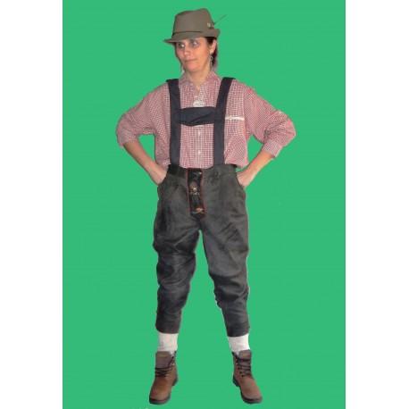 Bavorský oděv
