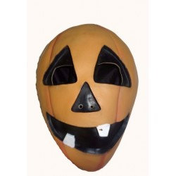 gumová maska dýně