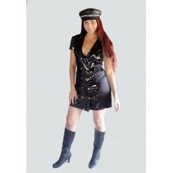 černé šaty