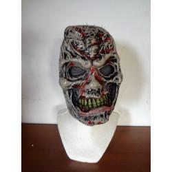gumová maska  smrtky