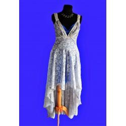 šaty krajkové