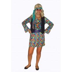hipiz šaty s kolečkama