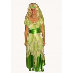 víla zelená