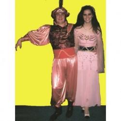 turecký princ a princezna