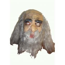 gumová maska děda