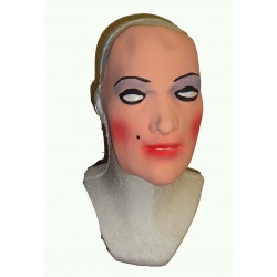 gumová maska