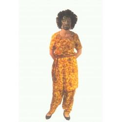 kostým na africký svátek  Kwanzaa