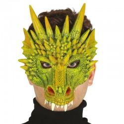drak - gumová maska
