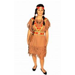 indiánka  Paloma  ( Bílá Holubice)