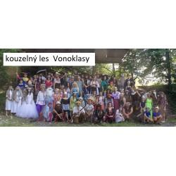 kouzelný les  Vonoklasy