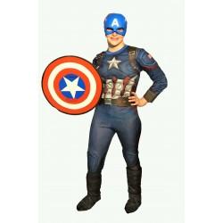 kapitán Amerika - superhrdina