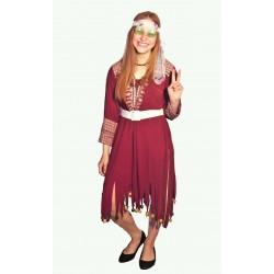 dámský  hippies  kostým