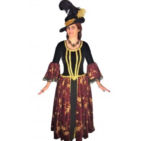 renesanční dáma